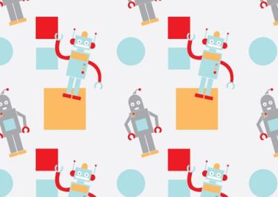 Robot Pattern