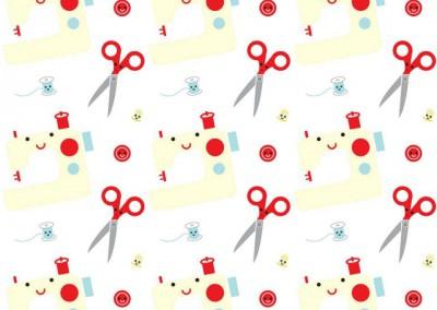Scissors Pattern
