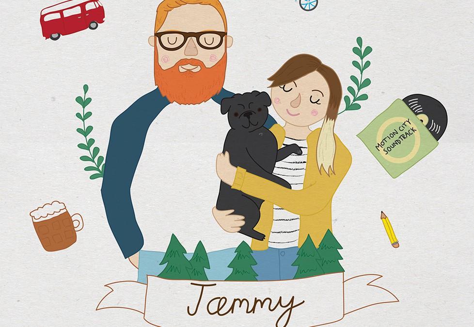 New Family Portraits