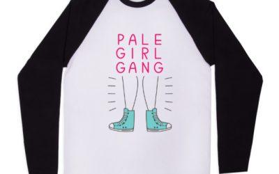 Pale Girl Gang Tee
