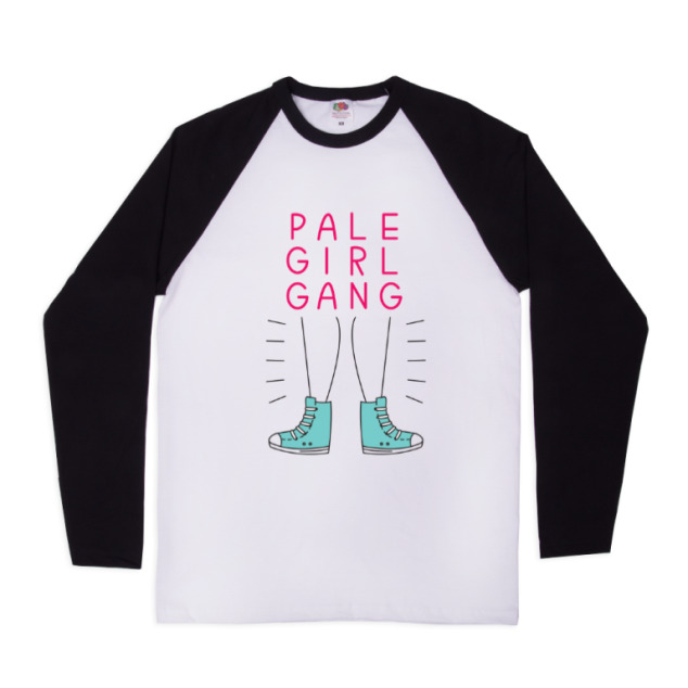 Pale Girl Gang Tee