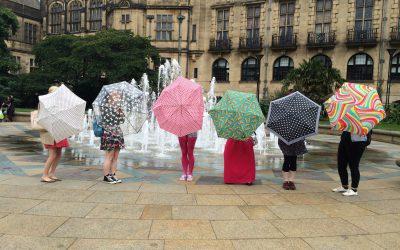 Sheffield Colour Walk